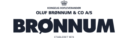 Brønnum Logo