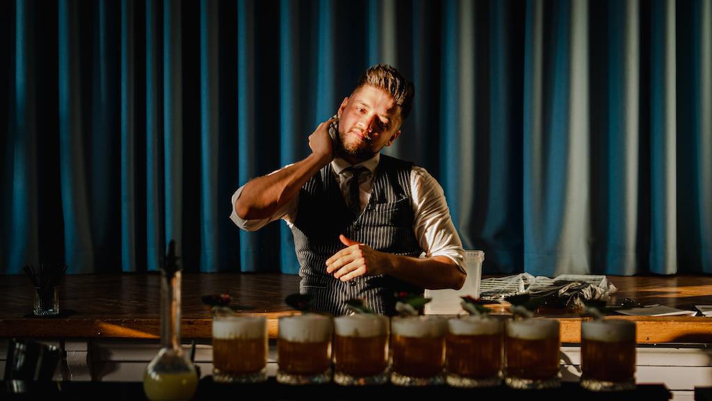 Danmarks Mesterskab i klassisk cocktail 2019