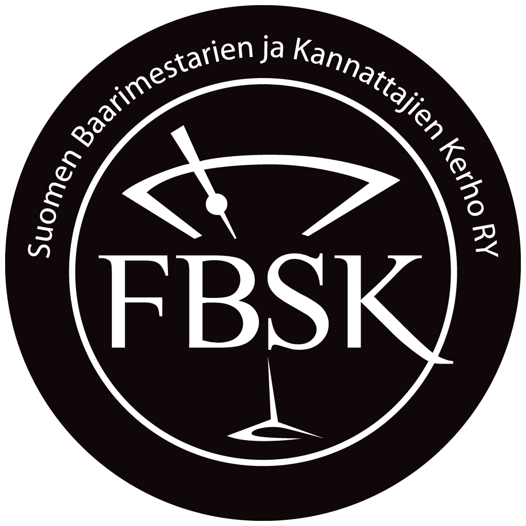 Finnish bartenders association Logo