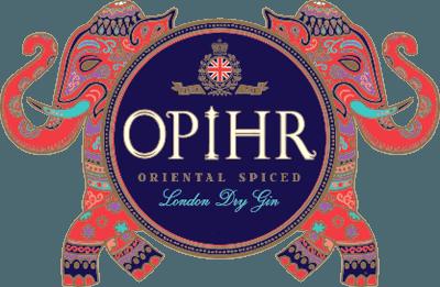 Opihr gin Logo