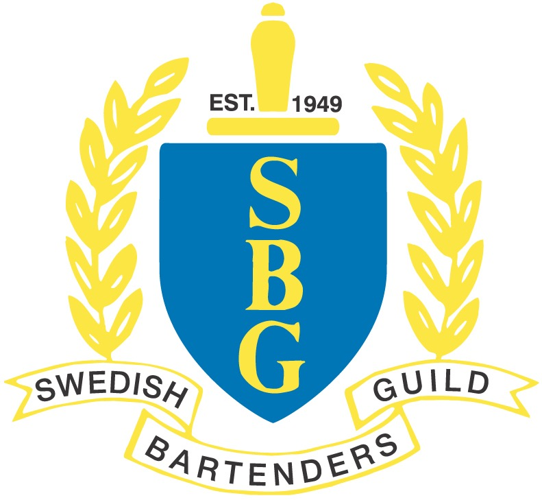 Svensk bartender gille Logo